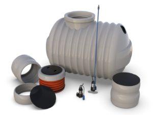 Akcesoria do plastikowych zbiorników